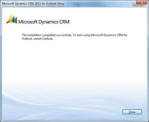 CRM Client for Outlook